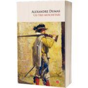 Cei trei muschetari, Alexandre Dumas, Litera