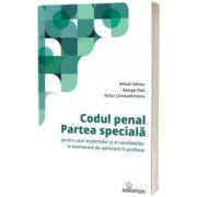 Codul penal. Partea speciala