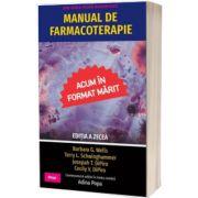 Manual de Farmacoterapie, editia a X-a - din seria Prior handbooks