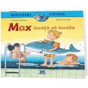 Max invata sa inoate