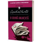 O crima anuntata - Seria Miss Marple