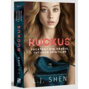 Ruckus - Volumul 2 din Pacatosii din orasul tuturor sfintilor