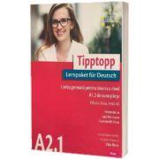Tipptopp A2. 1, Friederike Jin, Prior