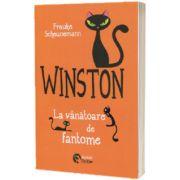 Winston. La vanatoare de fantome, Frauke Scheunemann, Booklet