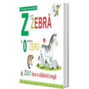 Z de la Zebra - Editie cartonata, Greta Cencetti, Didactica Publishing House