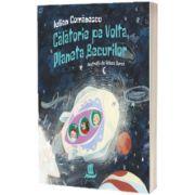 Calatorie pe Volta, Planeta Becurilor, Iulian Comanescu, Humanitas Junior