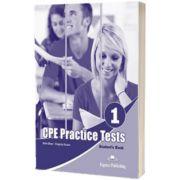 CPE Practice tests 1. Manualul elevului cu Digibook App, Bob Obee, Express Publishing