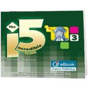 Curs de limba engleza Incredible 5 - 3 IeBook, Virginia Evans, Express Publishing