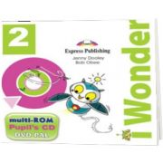 Curs de limba engleza iWonder 2 Multi-ROM, Jenny Dooley, Express Publishing