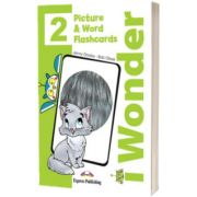 Curs de limba engleza iWonder 2 Picture si Word Flashcards, Jenny Dooley, Express Publishing