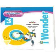 Curs de limba engleza iWonder 3 Soft pentru tabla interactiva, Jenny Dooley, Express Publishing