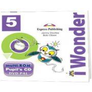Curs de limba engleza IWonder 5 Multi-ROM, Jenny Dooley, Express Publishing