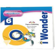 Curs de limba engleza iWonder 6 Soft pentru tabla interactiva, Jenny Dooley, Express Publishing