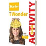Curs de limba engleza iWonder Starter Caiet cu Digibook App, Jenny Dooley, Express Publishing