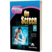 Curs de limba engleza On Screen C1. Software pentru tabla interactiva, Virginia Evans, Express Publishing