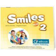 Curs de limba engleza Smiles 2 ie-Book, Virginia Evans, Express Publishing
