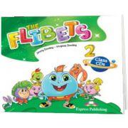 Curs de limba engleza The flibets 2 audio CD manual (Set de 2 CD-uri), Jenny Dooley, Express Publishing