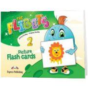 Curs de limba engleza The Flibets 2 flashcards, Jenny Dooley, Express Publishing