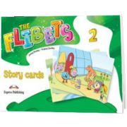 Curs de limba engleza The Flibets 2 Story cards, Jenny Dooley, Express Publishin
