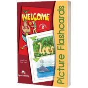 Curs de limba engleza Welcome 2 Flashcards set 3, Jenny Dooley, Express Publishing