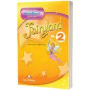 Curs limba engleza Fairyland 2 Ghidul profesorului pentru tabla interactiva, Virginia Evans, Express Publishing