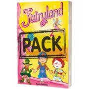 Curs limba engleza Fairyland 2 Pachetul elevului (Manual + DVD), Jenny Dooley, Express Publishing