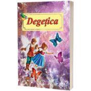 Degetica. Poveste ilustrata, Hans Christian Andersen, Roxel