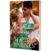 Enigmatica ducesa, Sophie Barnes, Litera