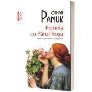 Femeia cu Parul Rosu (editie de buzunar)