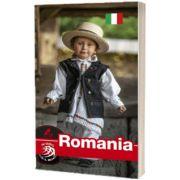 Ghid turistic ROMANIA complet. Text in limba Italiana, Mariana Pascaru, Ad Libri