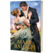 Inima mea iti apartine, Mary Balogh, Litera