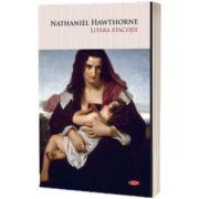 Litera stacojie, Nathaniel Hawthorne, Litera