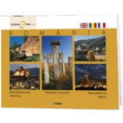 Manastiri si biserici. Text in limba Romana-Engleza-Franceza, Mariana Pascaru, Ad Libri