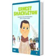 MICII EROI. Ernest Shackleton, Litera