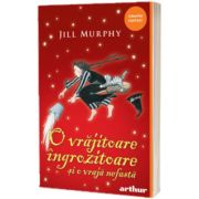 O vrajitoare ingrozitoare si o vraja nefasta, Jill Murphy, Arthur