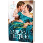 Pentru iubirea unui duce, Sabrina Jeffries, Litera