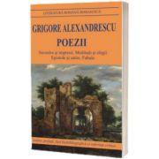 Poezii, Alexandrescu Grigore, Cartex