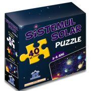 Sistemul Solar - Puzzle