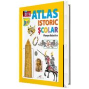 Atlas istoric scolar. Planse didactice