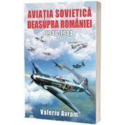 Aviatia sovietica deasupra Romaniei