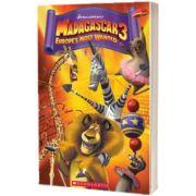 Madagascar 3, Taylor Nicole, SCHOLASTIC