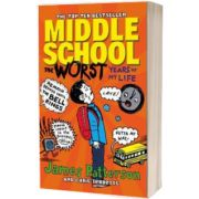 Middle School. The Worst Years of My Life. (Middle School 1), James Patterson, PENGUIN BOOKS LTD