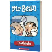 Mr Bean. Toothache and Audio CD, Robin Newton, SCHOLASTIC