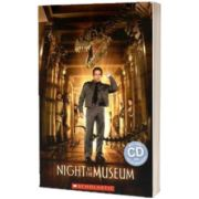 Night at the Museum Audio Pack, Lynda Edwards, SCHOLASTIC