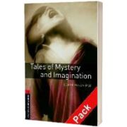 Oxford Bookworms Library. Level 3. Tales of Mystery and Imagination audio CD pack, Edgar Allan Poe