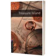 Oxford Bookworms Library Level 4. Treasure Island, Robert Louis Stevenson, Oxford University Press