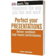 Perfect your Presentations, Steve Shipside, PENGUIN BOOKS LTD