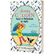 Polly si papagalul de mare. O zi furtunoasa. Volumul 2