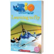 Rio. Learning to fly, Fiona Davis, SCHOLASTIC