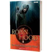 Robin Hood. The Silver Arrow and the Slaves Audio Pack, Lynda Edwards, SCHOLASTIC